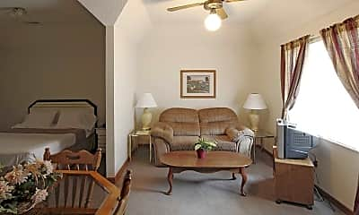 Living Room, Westgate Lodging, 1