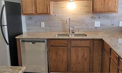 Kitchen, 4816 Delwood St 6, 1