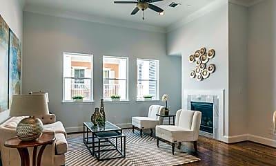 Living Room, 623 W 24th St, 1