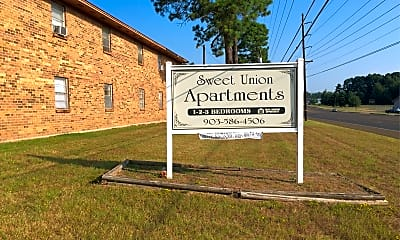 Sweet Union Apartments, 1