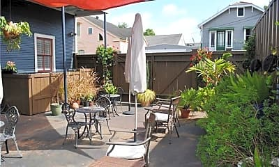Patio / Deck, 3108 Burgundy St, 2
