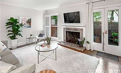 Living Room, 903 Bromley Rd, 1