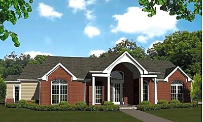Clubhouse, The Bluffs at Walnut Creek Apartment Homes, 0