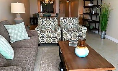 Living Room, 9600 S Ocean Dr 708, 1