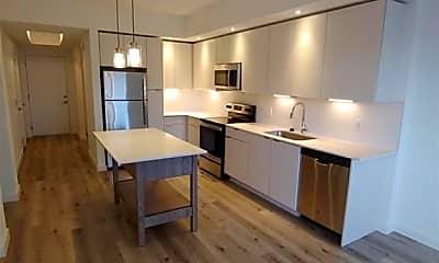 Kitchen, 600 Sea Lofts Drive 609-304, 2