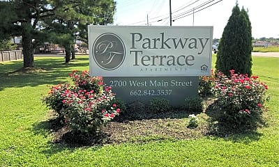 Parkway Terrace Apartments, 1