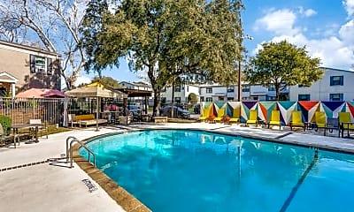 Pool, 5051 Lahoma St, 0