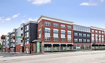 Building, Union Green, 0