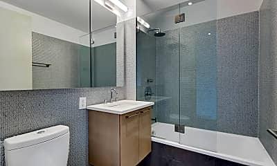 Bathroom, 210 W 96th St, 2