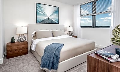 Bedroom, 416 SW 1st Ave 1704, 2