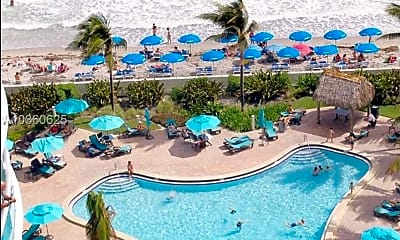 Pool, 3801 S Ocean Dr 6S, 0