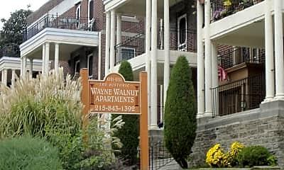 Community Signage, 6101 Wayne Ave, 0
