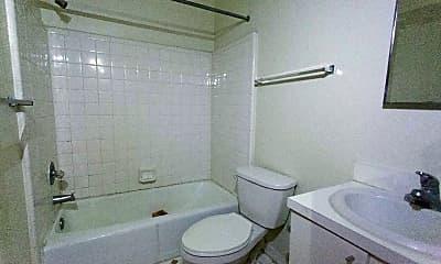 Bathroom, 729 Spruce St 3R, 2