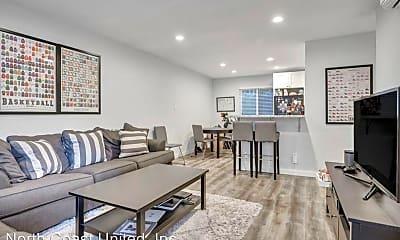 Living Room, 2711 F St, 1