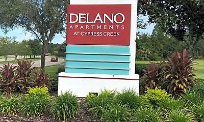 Delano Apartments At Cypress Creek, 1