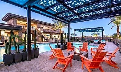 Pool, Flats at San Tan, 1