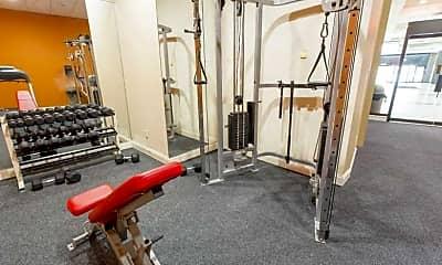 Fitness Weight Room, 915 Main Street, 1