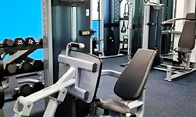 Fitness Weight Room, 2525 10th St N, 1