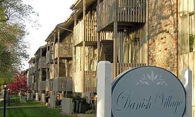 Building, Danish Village Apartment Homes, 1