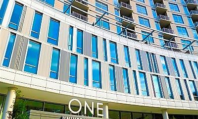 One University Circle, 1
