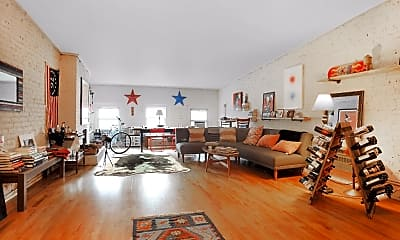 Living Room, 156 8th Ave, 0