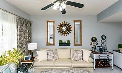Living Room, 8053 Sanibel Dr, 0