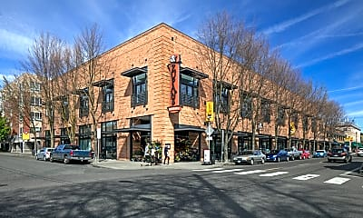 Building, Belmont Dairy, 0