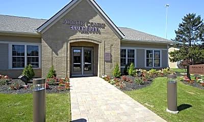 Clubhouse, Arbor Court, 1