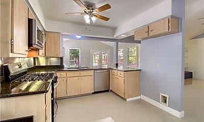 Kitchen, 1500 Rutland Dr, 1