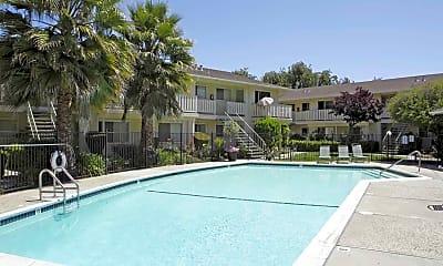 Pool, Wildwood Manor, 1