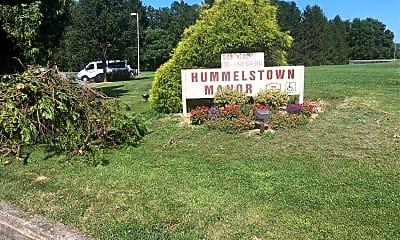 Hummelstown Manor, 1