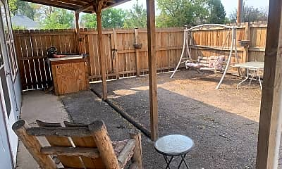 Patio / Deck, 1400 7th Ave, 2