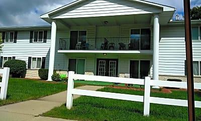 Hazel Park Apartments, 2