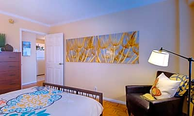 Bedroom, Barclay House, 2