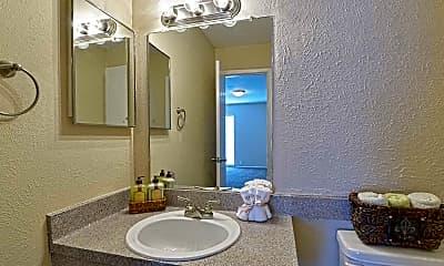 Bathroom, Estrella Apartments, 2