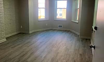 Living Room, 1314 McCulloh St, 1
