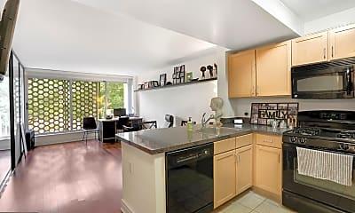 Kitchen, 800 4th St SW S222, 1
