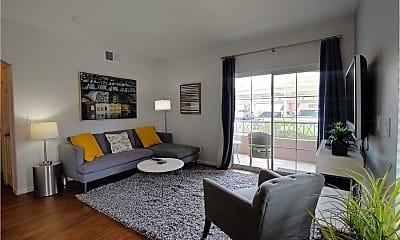 Living Room, 401 Pine Haven St 107, 1