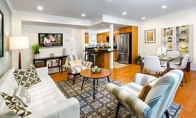 Living Room, 93 Thornton Rd, 1