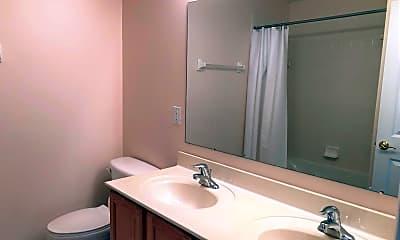 Bathroom, 4425 Oaks Shadow Dr, 2