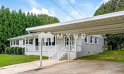 Building, 3912 Willowbrook Cir, 1