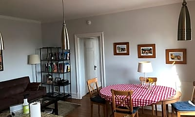 Dining Room, 3420 16th St NW, 1