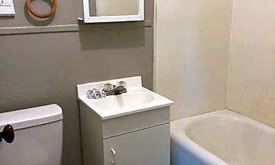 Bathroom, 351-353 Maple Ave, 2