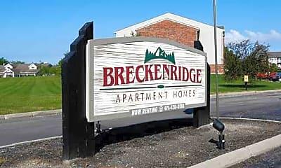 Community Signage, 2070 Breckenridge Rd, 0