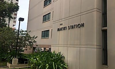 Makiki Station Apartments, 1