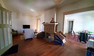 Living Room, 66 Montrose Ave, 1