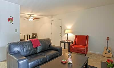 Living Room, Bryan Woods, 1