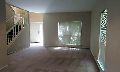 Living Room, 15710 Knollpine, 1