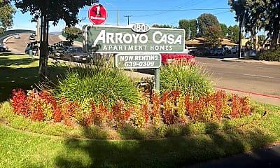 Arroya Casa, 1