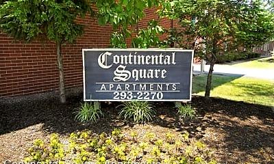 Community Signage, 1508 Continental Square Drive, 2